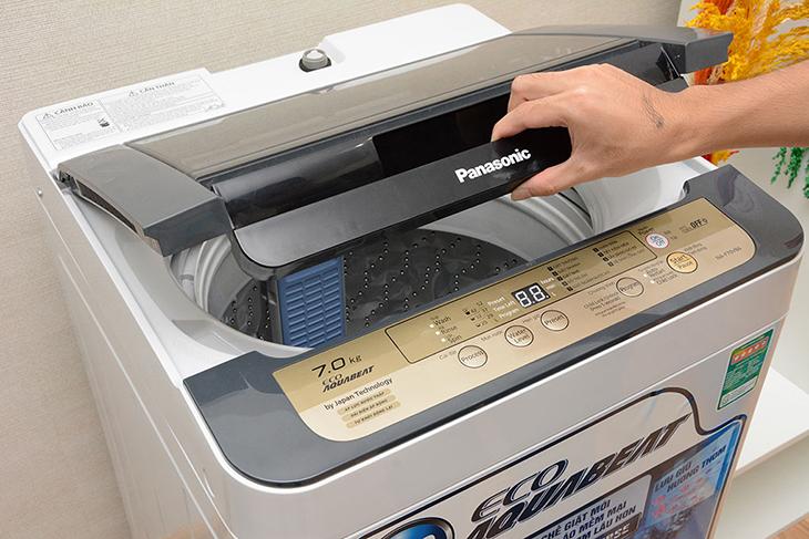 Lỗi máy giặt không xả nước? Nguyên nhân và cách khắc phục